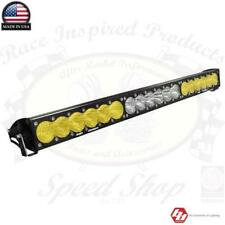 "Baja Designs OnX6 Dual Control 30"" Amber/White LED Light Bar 46-3014"