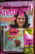 Simply Knitting Magazine Issue 161 August 2017 New