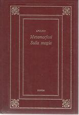 METAMORFOSI - SULLA MAGIA - APULEIO