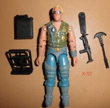 GIJOE gi joe COBRA zartan team DREADNOK BUZZER figure TOY army builder trooper