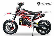49cc Dirtbike Crossbike Gepard Deluxe Sport Easy Starter
