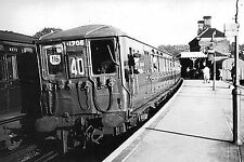 More details for southern railway 'electrics' sets of 11/12 6x4 black+white photo prints 1930s-on