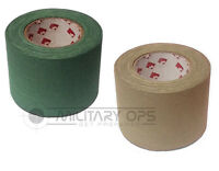BRITISH ARMY ISSUE SCAPA SNIPER TAPE WEBBING REPAIR STEALTH 5CM X 10M ROLL