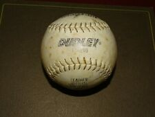 Vintage Dudley Lightnin Official Softball, Used