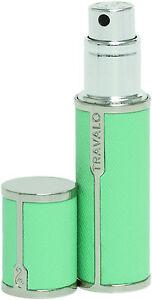 Travalo Milano HD – New Model Refillable Perfume Atomiser Spray, 5ml – Aqua