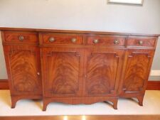 Mahogany Dark Wood Tone Sideboards & Buffets with Drawers