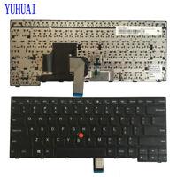 New fit Lenovo Thinkpad E450 E450c E455 E460 US keyboard 04X6141 04X6101