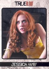 TRUE BLOOD ARCHIVES 2013 RITTENHOUSE ARCHIVES PROMO CARD P1 JESSICA HAMBY TV
