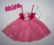 NWT OLD NAVY PRINCESS COSTUME WITH CROWN 12 18 24 MO HALLOWEEN