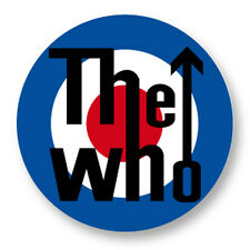 Pin Button Badge Ø38mm The Who The High Numbers Hard Rock Roger Daltrey