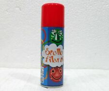 CARNEVALE, ALLOWEEN-STELLE FILANTI SPRAY-ROSSO-ML 125