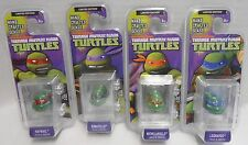 Mutant Ninja Turtles Limited Edition Hand Crafted Glass figurines 4 set, Mint!