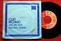 """CLIFF RICHARD TAKE ME HIGH 1973 RARE UNIQUE EXYU 7"""" PS"""