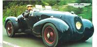 1938/1939/1940 ASTON MARTIN C-TYPE SPEC SHEET / Brochure