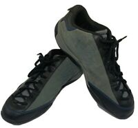 """Piloti Black Leather & Suede Driving Racing Sneakers """"Thirty Two"""" (Size 8.5)"""