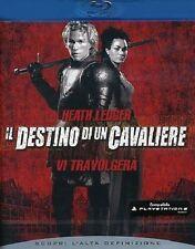 Blu Ray IL DESTINO DI UN CAVALIERE - (2001) (Contenuti Extra) ......NUOVO