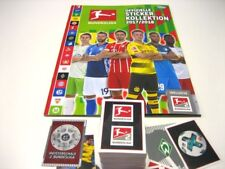 TOPPS German Bundesliga 2017 - 2018 complete set ALL Stickers  emphty Album