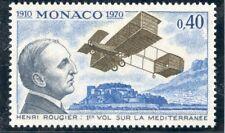STAMP / TIMBRE DE MONACO N° 840 ** 1° VOL D'HENRI ROUGIER