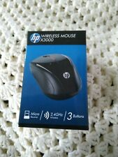HP Wireless Mouse X3000