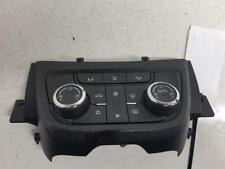 Vauxhall Zafira Tourer 2012 To 2016 Heater Control Assembly 13429880 OEM