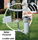 Solar Panel for Wireless Weather Station WH3081 WS3081