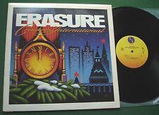 "Erasure Crackers International Stop The Hardest Part + Sire 1-25904 12"" Single"