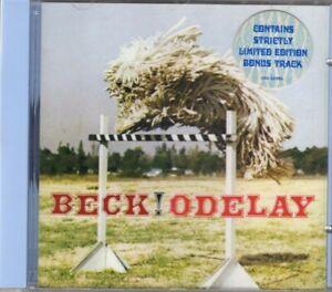 BECK ~ Odelay ~ Original 1996 UK Geffer Records 14-track CD album ~ NEAR MINT