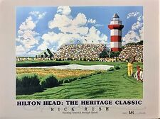Hilton Head: The Heritage Classic By Rick Rush