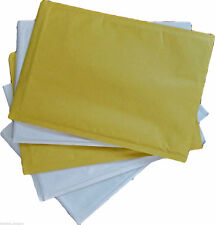 Cheap Bubble Lined Mailer Size D/1 Padded Mailing Bag Gold White Pk of 25