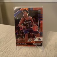 2020-21 Panini Prizm Draft Picks Devon Dotson Red Cracked Ice Rookie RC #32 🔥