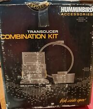 Humminbird Transducer Combination Kit  P # WSS-3D