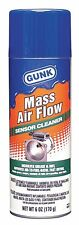Gunk Mass Air Flow Sensor Cleaner, 6 oz. - MAS6