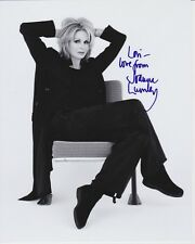 JOANNA LUMLEY Autographed Signed Photograph - To Lori