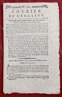 Royaliste à Rouen en 1795 Procès Fouquier Tinville Vernet Dillon Révolution