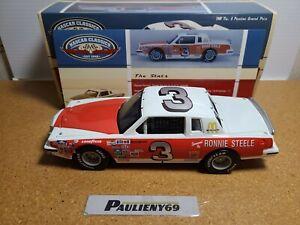 1981 Richard Childress #3 Ronnie Steele Pontiac 1:24 NASCAR Action Die-Cast MIB