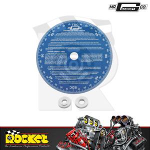 Mr. Gasket Universal 7 Cam Degree Wheel - MG1570