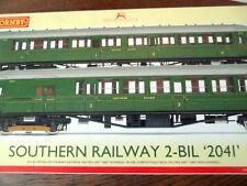 hornby r3161a southern railway 2-bil 2041 train pack emu dcc ready bnib