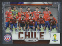 Panini Prizm World Cup 2014 - Team Photos # 8 Chile