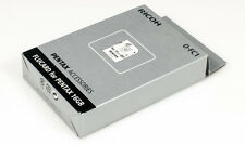 Pentax Ricoh Flucard Para Pentax 16GB O-FC1 (tarjeta de la gripe)