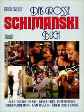 Das große Schimanski Buch - Götz George - Bild band
