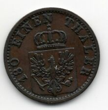 Germany - Preussen / Prussia - 2 Pfennig 1871 B
