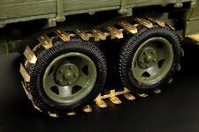 Hauler Models 1/35 TRACKS FOR THE GAZ AAA & BA-10 Photo Etch Detail Set