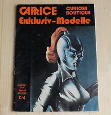 Erotik .. Magazin .. Katalog .. CAPRICE Exklusiv Modelle .. Curiosa Boutique