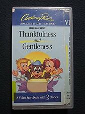 Learn More About Thankfulness and Gentleness VHS