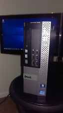 Dell Optiplex 7010 (SFF) Intel Core i5, 8GB, 500GB, NVIDIA NVS 310, Windows 10