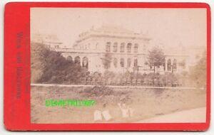 Cdv Foto Wien Kursalon 1874 ! (F761