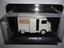 "1/43 CITROEN TUBE HY""LOUIS LA BROCANTE""AVEC OUVRANTS-NOREV/ATLAS"