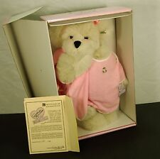 "Thumbearlina Baby Bear 15""  Annette Funicello MIP Dream Keeper Collection"