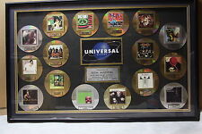 RIAA Gold Sales Award universale records (Multiple artist)