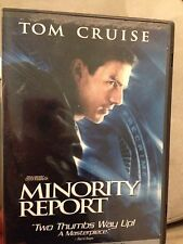 Minority Report Tom Cruise Dvd Pre-owned